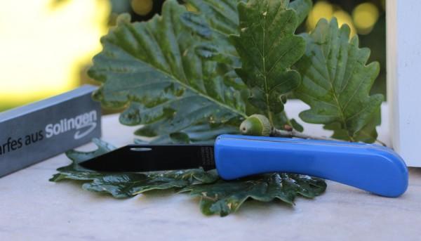 Taschenmesser aus Solingen mit teflonbeschichteter Klinge